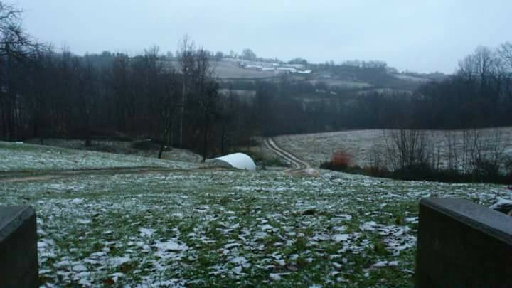 Dolazi zimaaaa !!!!! Pao prvi sneg!