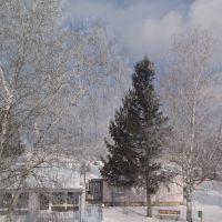 Зимске чаролије у граду на Пеку