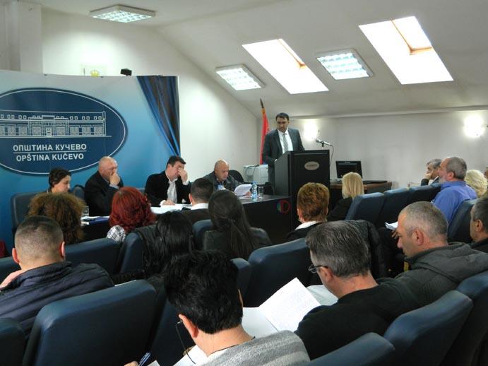 """6. седница Скупштине општине – усвојен """"ребаланс"""" буџета"""