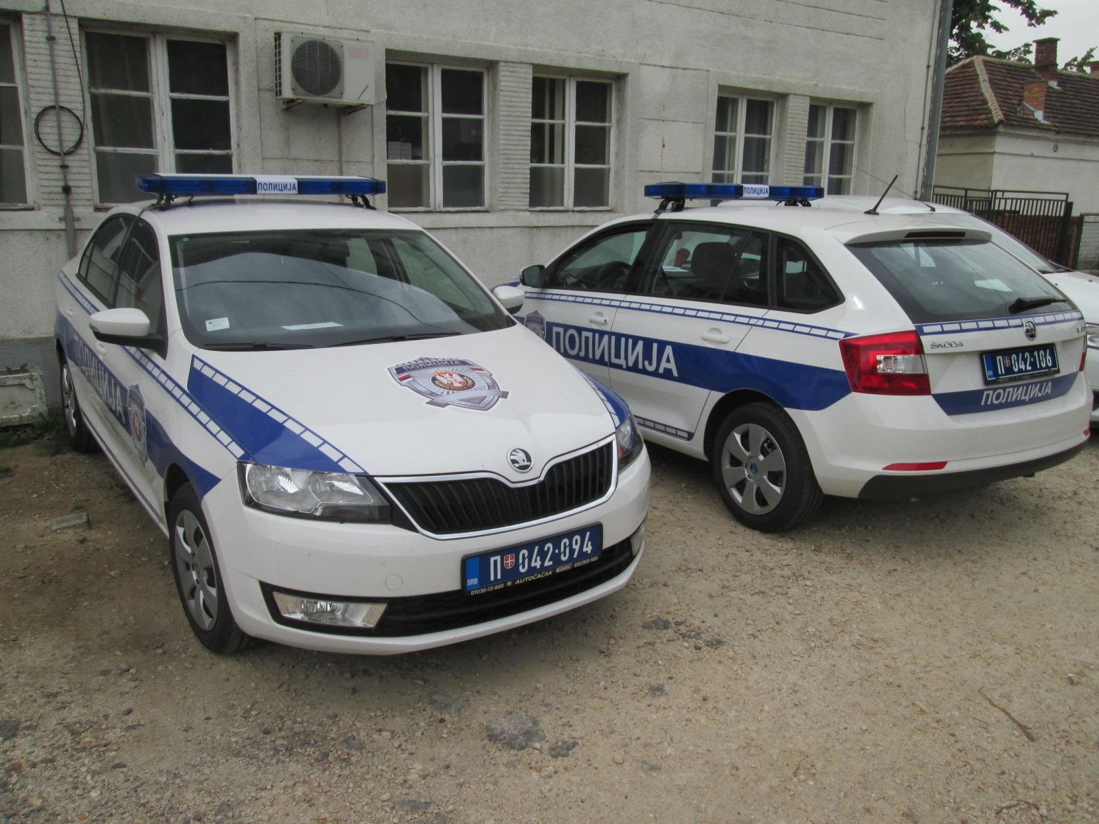 Нова возила за Полицијску станицу Кучево