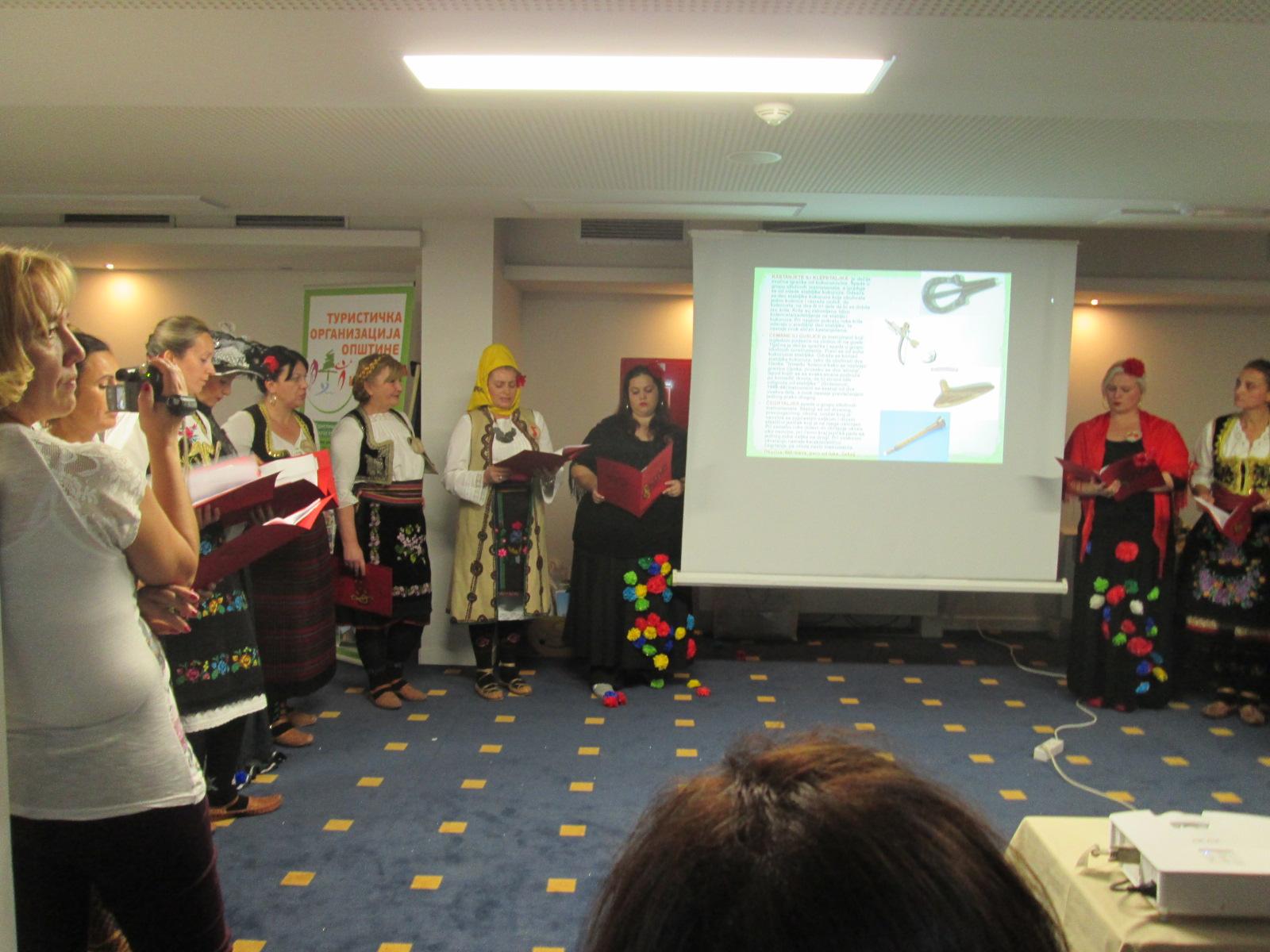 """Кучево и ПУ """"Лане"""" представљени на Међународној конференцији васпитача у Сарајеву"""
