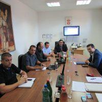 """Веће прихватило предлог припајања  ЈП за одржавање путева и јавне расвете ЈКП """"Кучево"""""""