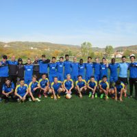 ACS  ( Australijski koledž sporta) na pripremama u Kučevu