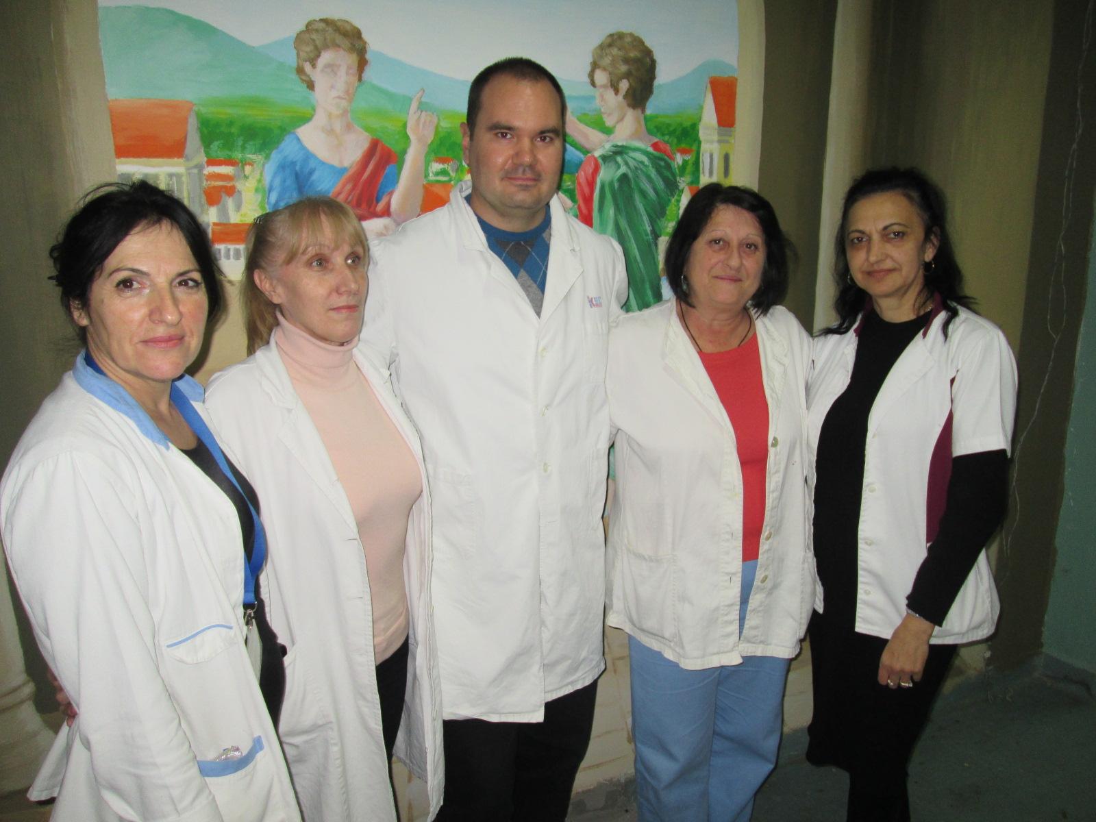 Дом здравља Кучево спровео најбољу акцију у Браничевском округу !