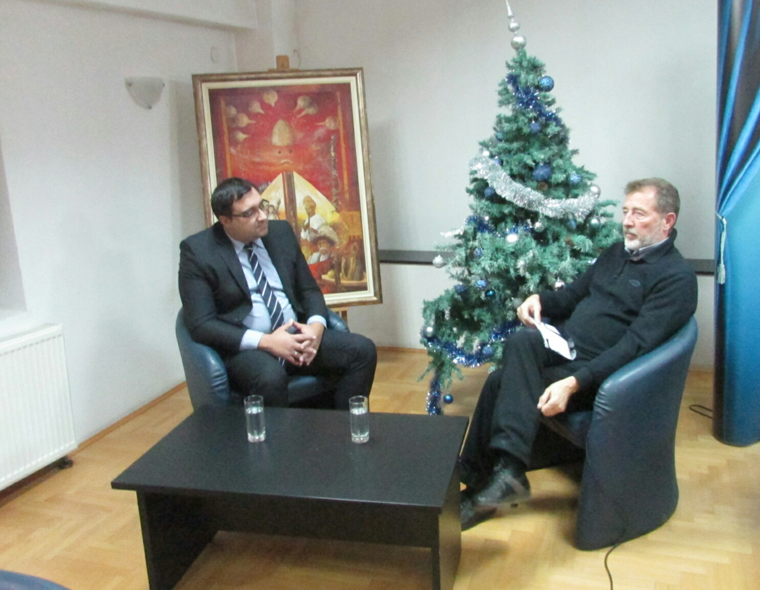 Ускоро – новогодишњи интервју председника општине дат  РТВ Браничево