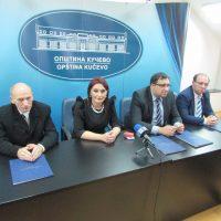 Општина Кучево потписала уговоре са општином Голубац и Удружењем Рома Браничевског округа