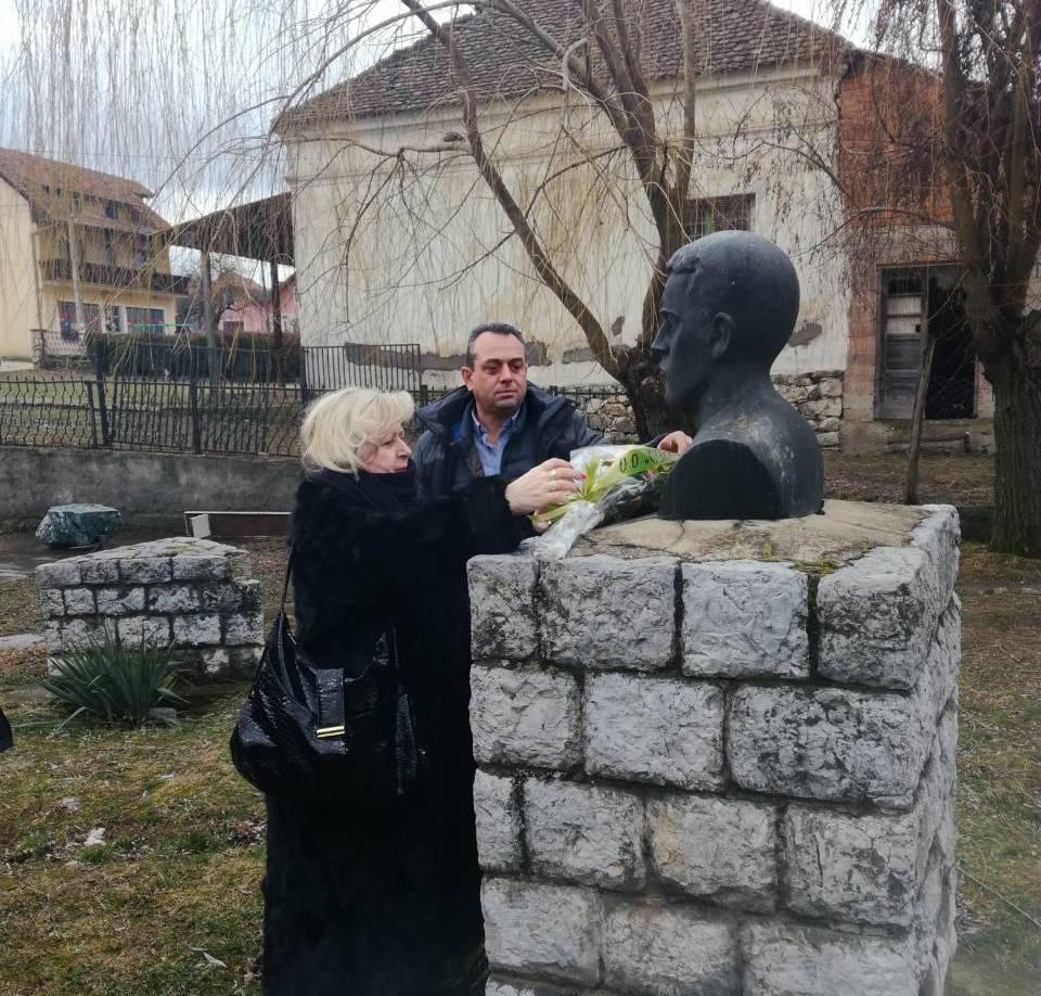 Обележена годишњица погибије народног хероја Чеде Васовића
