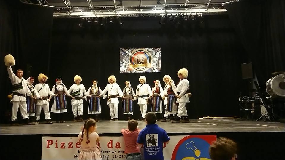 """KUD ,,ŠTULE"""" iz Voluje učesnik Karavana tradicije i folklora u Austriji"""
