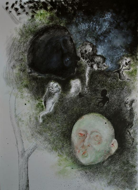 Read more about the article Galerija savremenih umetnosti  27.februara – izložba Veljka Valjarevića