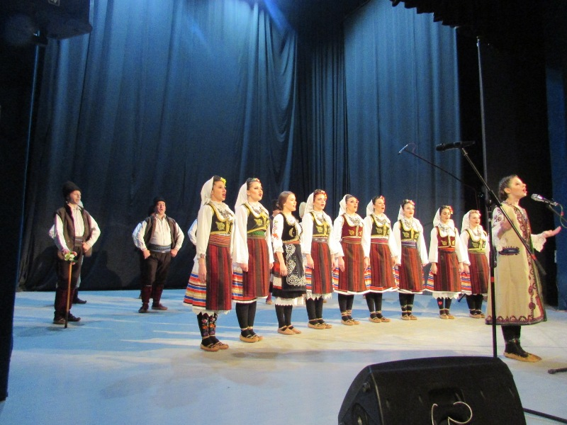 Read more about the article Sretenjski Koncert Folklornog ansambla Centra za kulturu