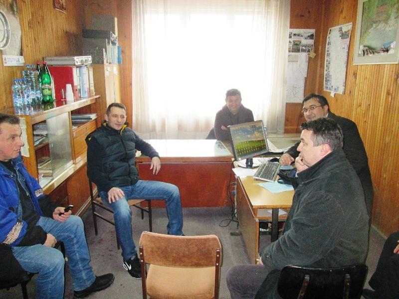 Рукуводство локалне самоуправе у радној посети Раброву