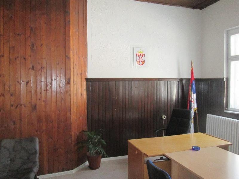 Опремљена канцеларија за Удружење Рома Браничевског округа