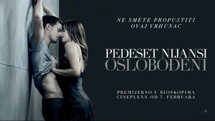 U četvrtak, 01. marta, dve bioskopske projekcije filmova