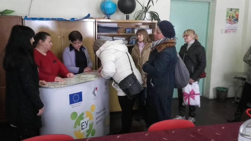 У Нересници одржан 1. Караван запошљавања у 2018.