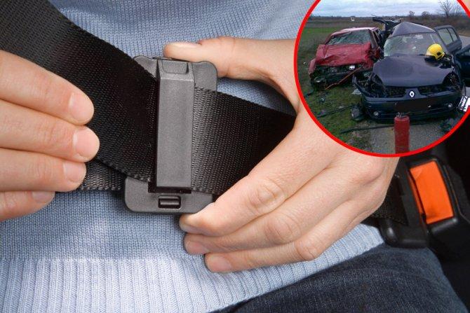 Вежите појас, од данас ригорозне контроле!!! И не користите мобилни током вожње!