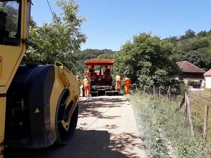Ускоро нов асфалт и за засеок Старо село у Турији