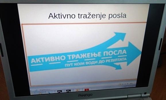 Како лакше до посла-едукација у Кучеву и Караван запошљавања у Турији