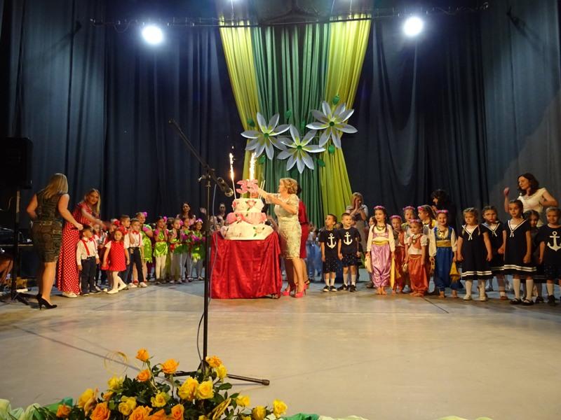 35. рођендан вртића у Кучеву