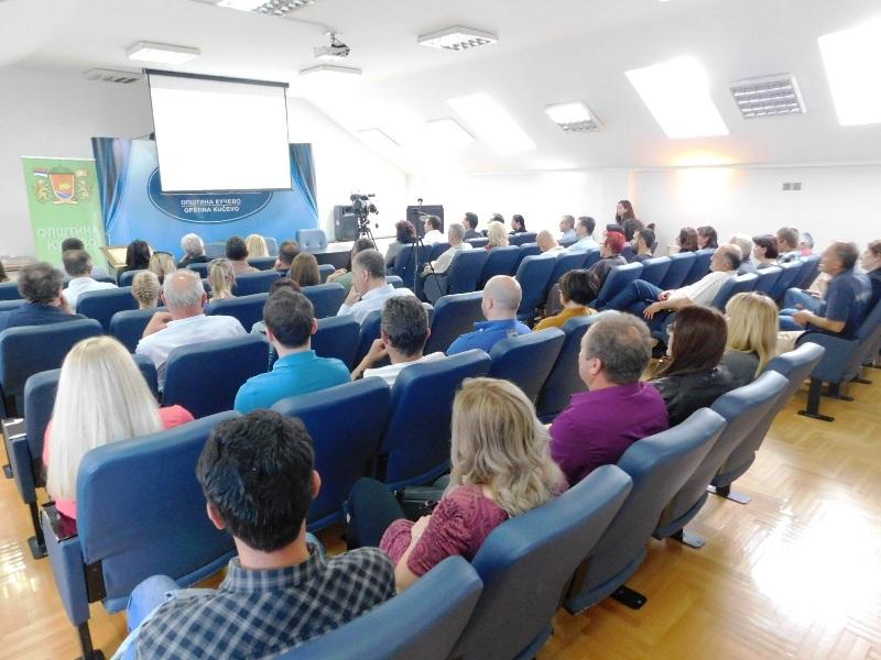 """Konferencija za medije povodom povelje """"Kapetan Miša Anastasijević"""" opštini Kučevo (VIDEO)"""