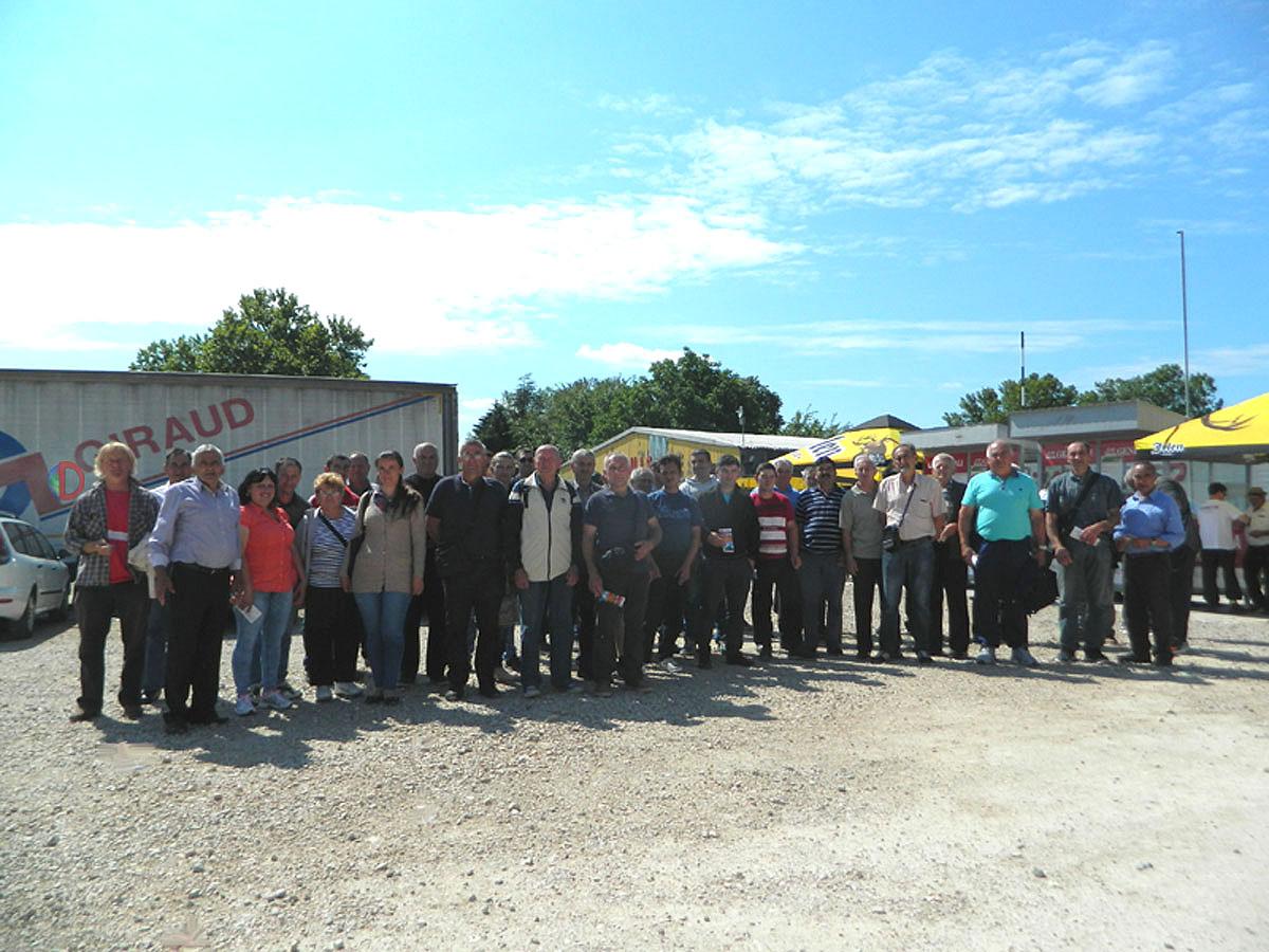 Kučevački poljoprivrednici na 85. Međunarodnom sajmu u Novom Sadu