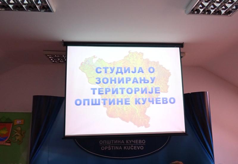 Општина Кучево подељена на пет зона