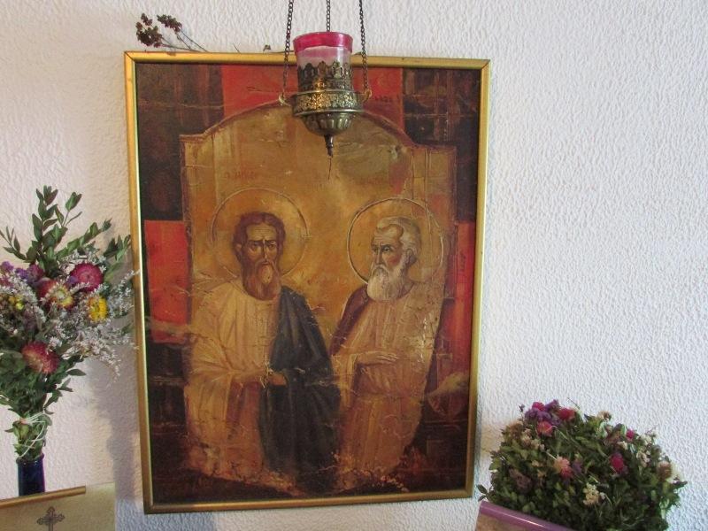 Свети славни и свехвални апостоли Вартоломеј и Варнава