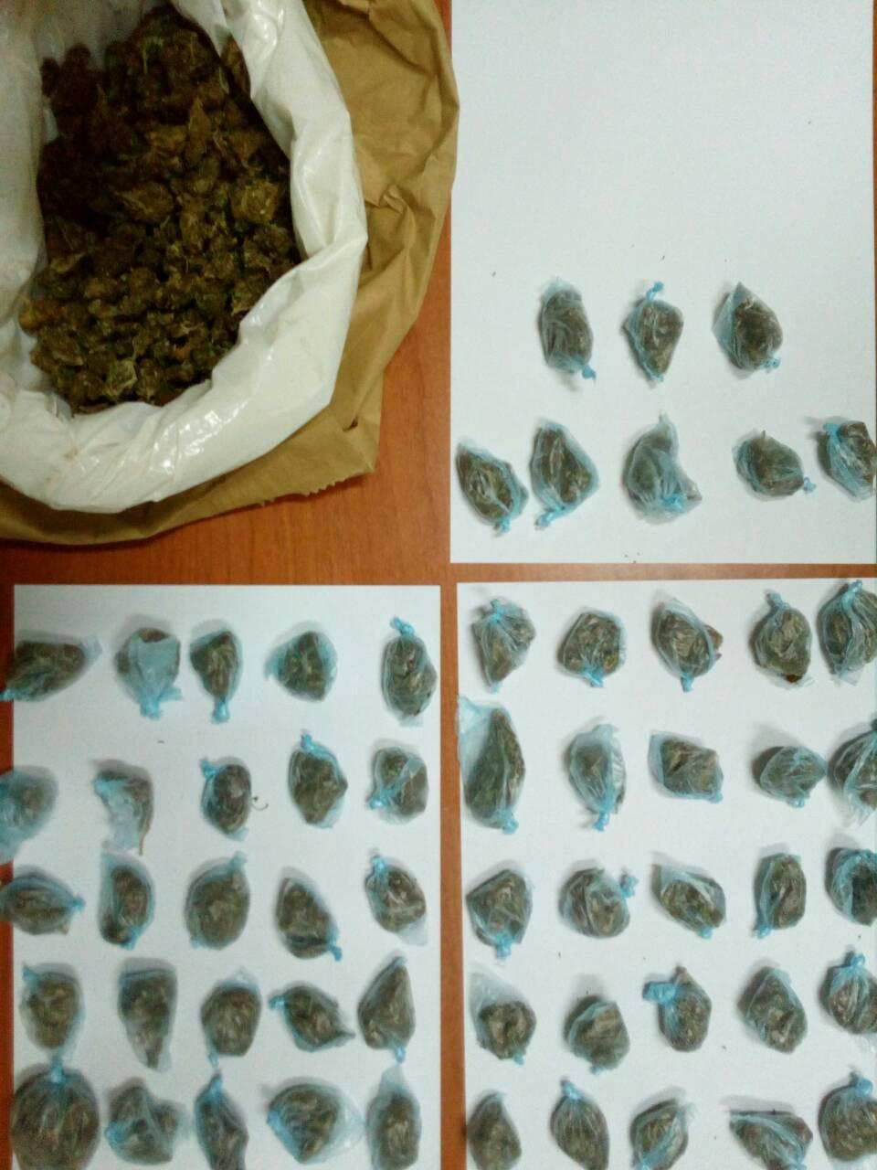 Ухапшен због диловања дроге