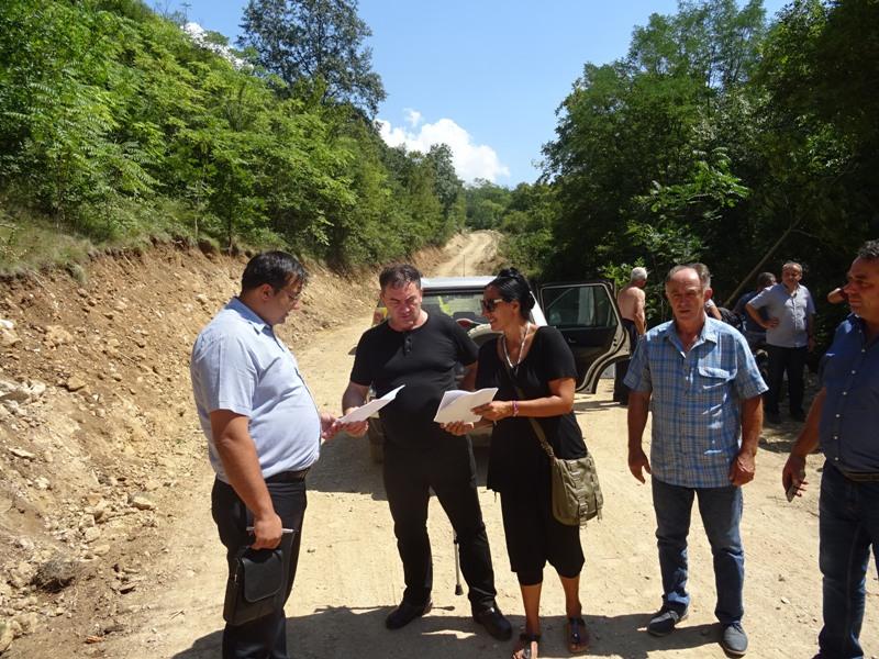 Више од 20 милиона за пут Турије Шумеће – Марица- Старо гробље (МЗ Кучево)