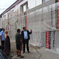 Радови на Дому културе у Раброву одвијају се по плану
