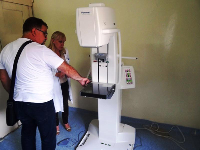 Сјајно вест -У Дом здравља стигли најмодернији мамограф и ултразвучни апарат