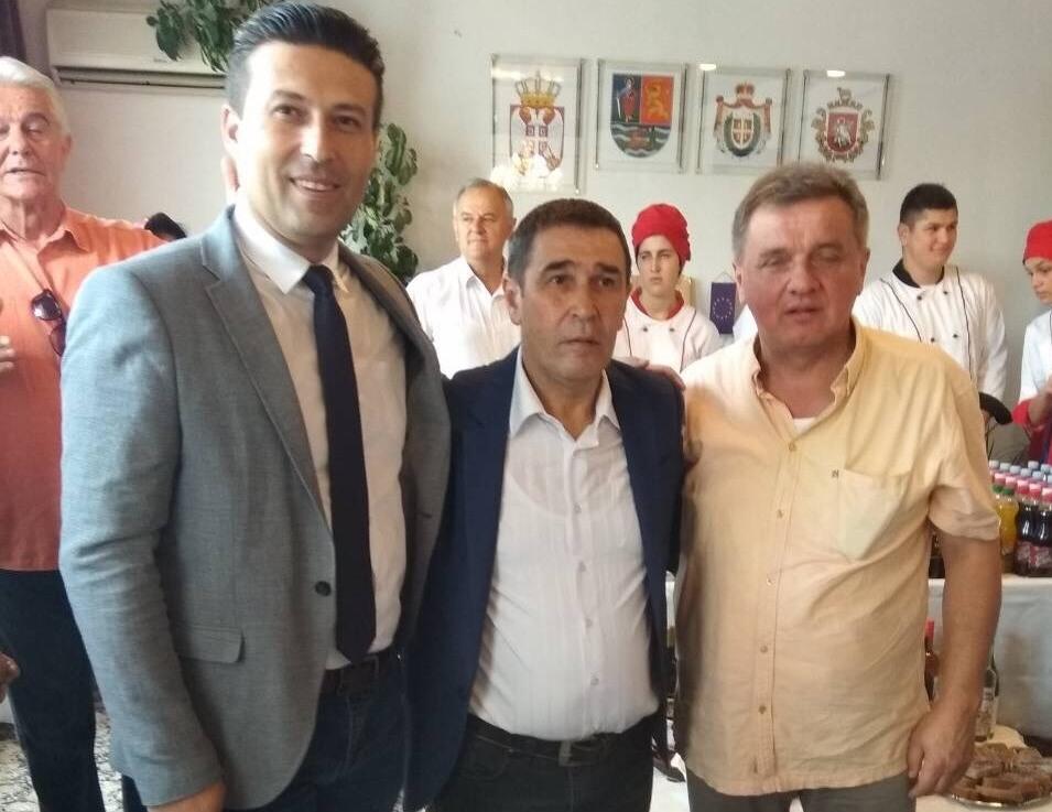 Delegacija opštine Kučevo u poseti lokalnoj samoupravi Irig