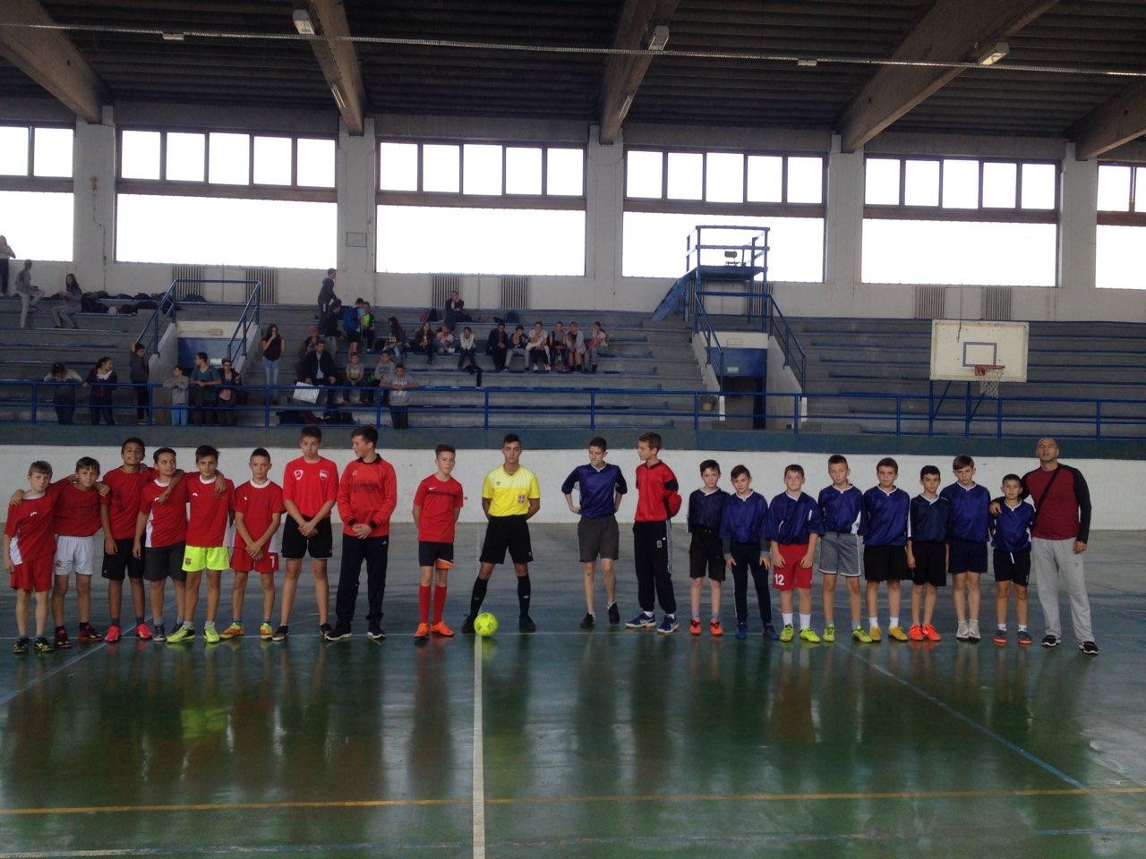 Završeno Opštinsko prvenstvo u futsalu za osnovce