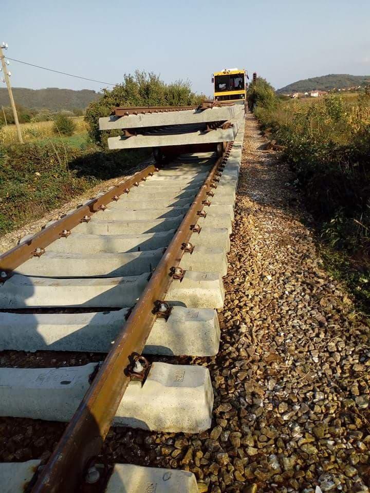 Начелник округа и извршни директор Инфраструктуре железница сутра у Кучеву