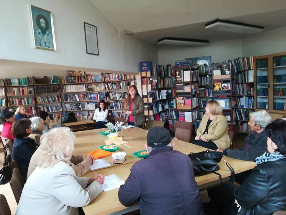 У градској библиотеци обележен Светски дан старијих