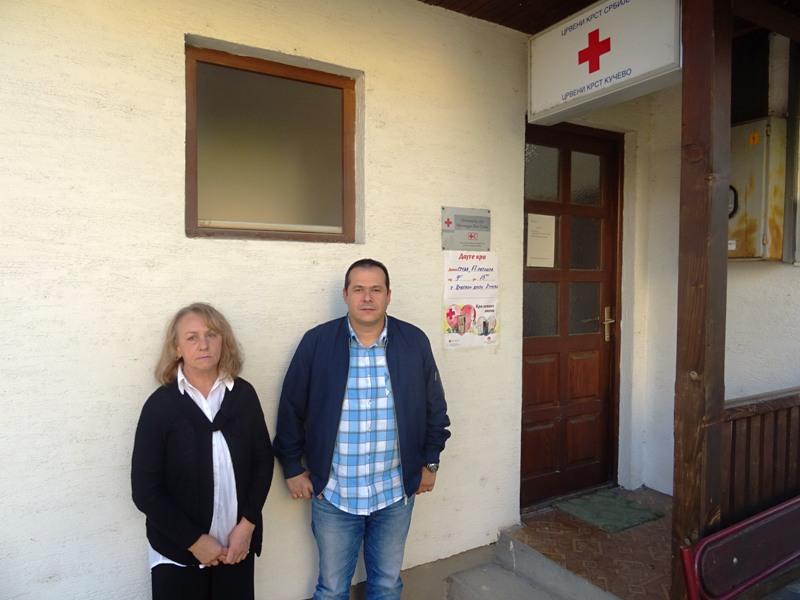 Среда 17. октобар : Акција добровољног давања крви