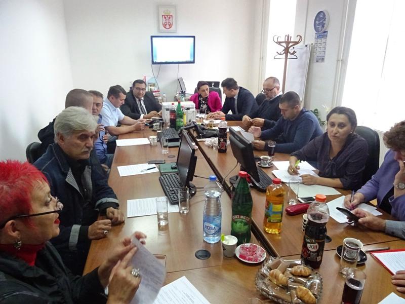 Одржана 64. седница Општинског већа