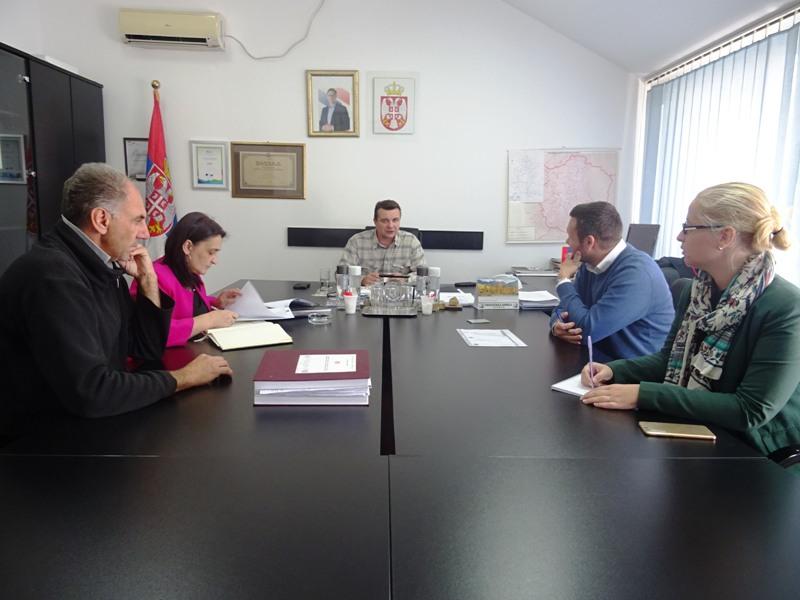 770 хиљада динара за израду планских докумената за Бродицу, Маринковац и Крст