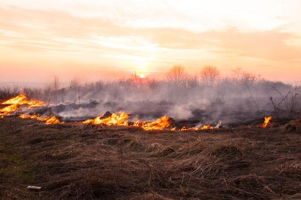 ОПРЕЗ!!! Протеклих дана  више од 40 пожара на територији нашег округа
