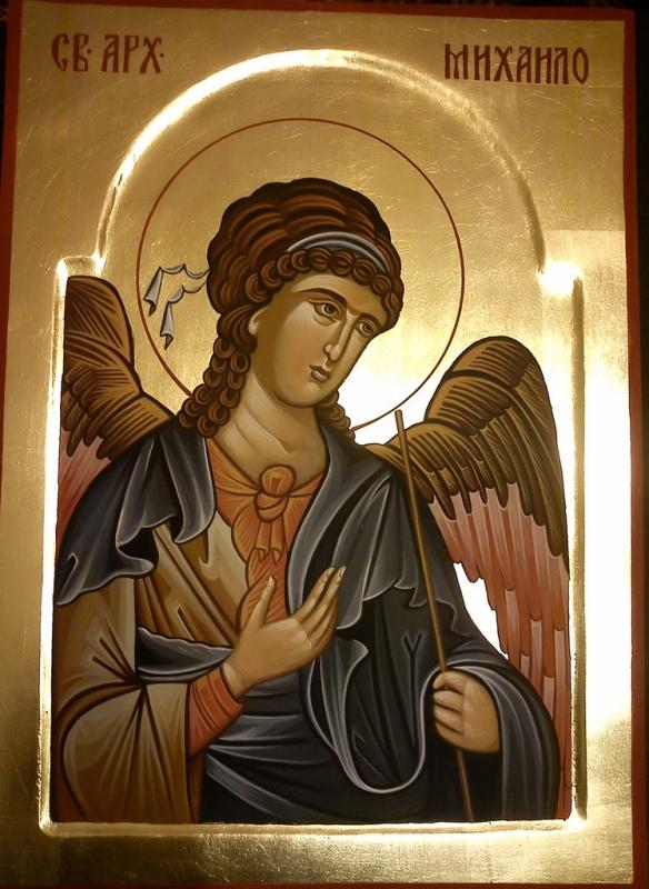 Данас је Сабор светог архангела Михаила –Аранђеловдан