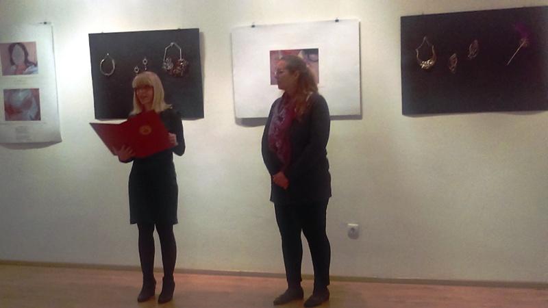 Otvorena izložba Tamare Zečević