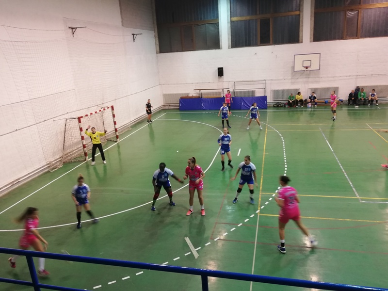 Супер Б рукометна лига за жене : РК Кучево- ЖРК  Пожаревац 29-27 (16-15)