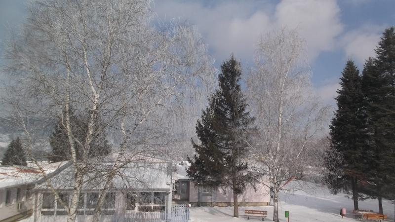 Наранџасто упозорење за снег