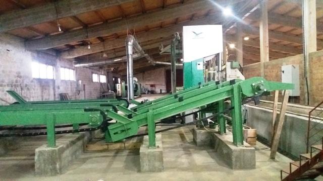 """Stigle mašine za pokretanje proizvodnje u firmi """"Classiwood"""""""
