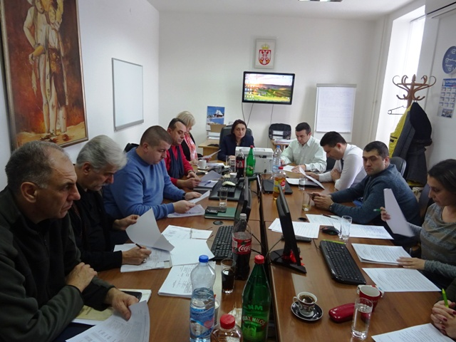 Одржана 5. седница Општинског већа