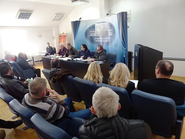 Састанак поводом  одржавање локалних и некатегорисаних путева