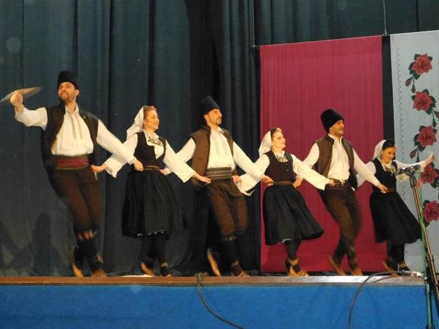 Концерт фолклорних ансамбала општине Кучево  поводом дочека Нове године по јулијанском календару