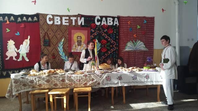 Основна школа у Турији свечано прославила школску славу Светог Саву