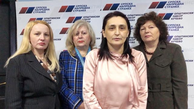 Стоп насиљу над женама! Нећемо Србију Ђиласа, Јеремића, Трифиновића и Обрадовића у којој је дозвољена дискриминација жена