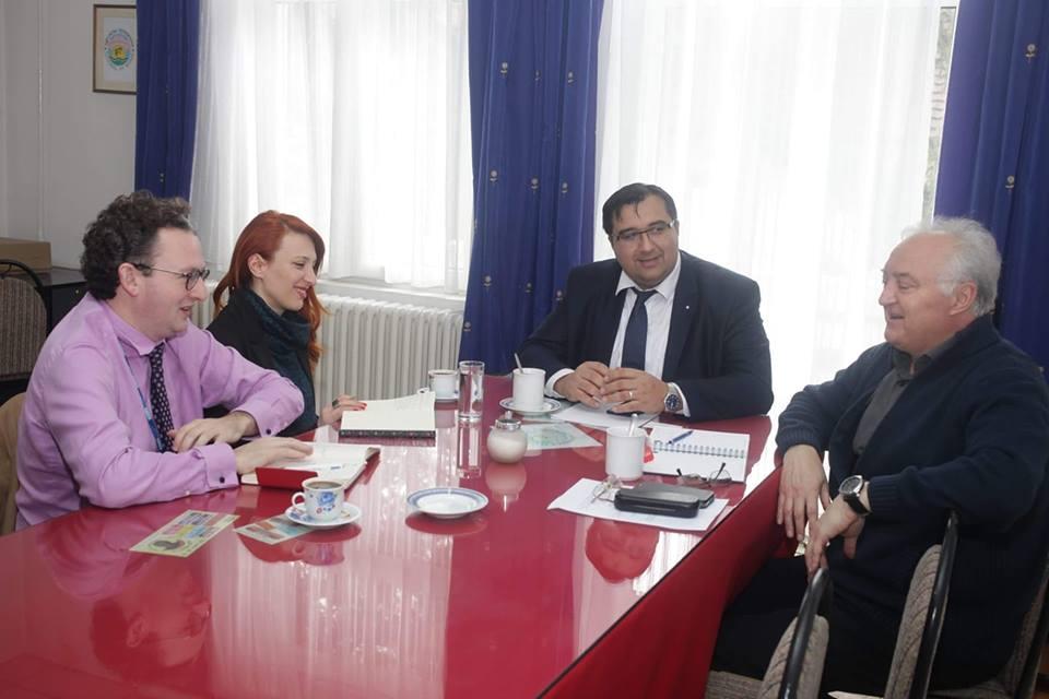 Održan sastanak rukovodstva Nacionalnog saveta Vlaha sa predstavnicima OEBS-a