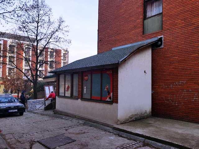 Уклоњени бесправно постављени објекти са јавних површина